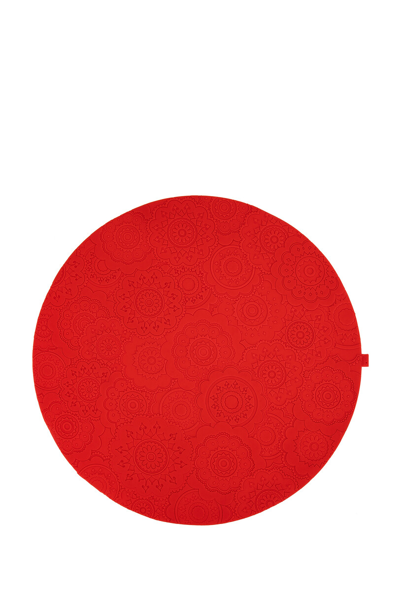 IDO Placemat Urban 03 Lava red:Multi Colour:One Size image number 1