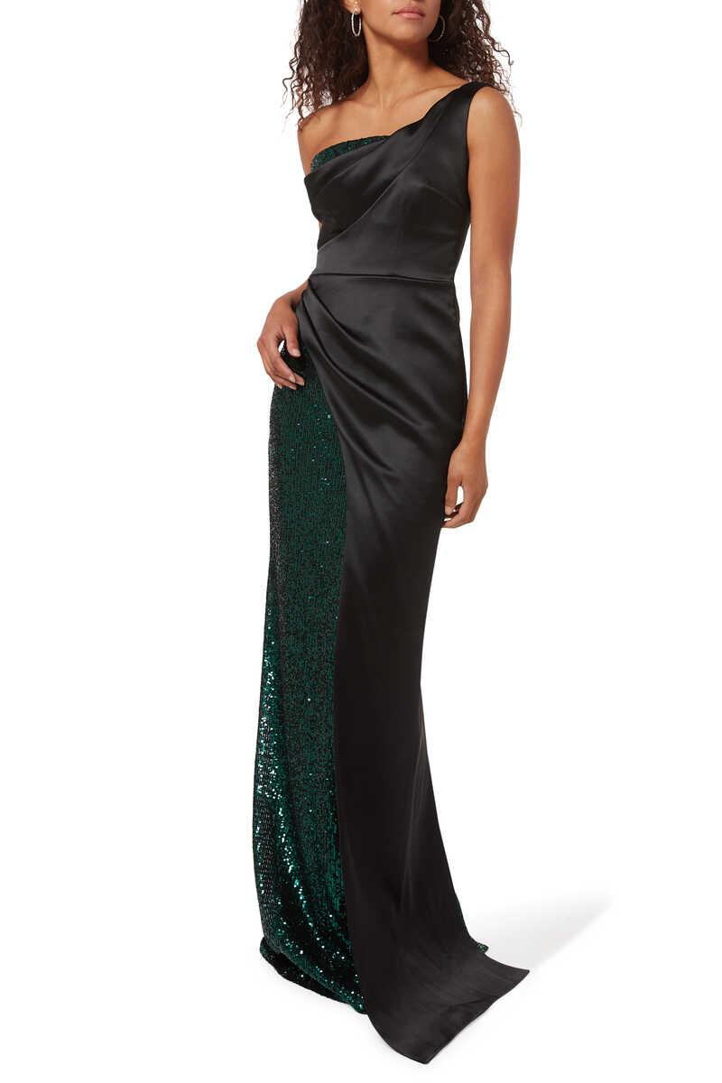 فستان غويا بونزاي ستان وترتر image number 1