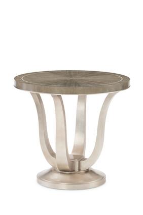 طاولة افوندال مستديرة