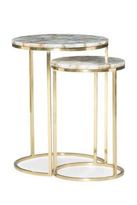 طاولة ميلكي واي، قطعتان