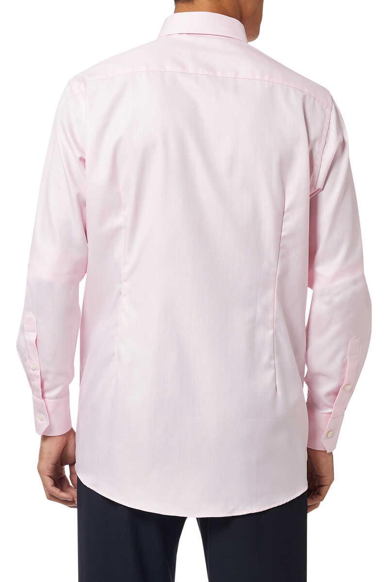 قميص بنقشة هيرنغ بون image number 3