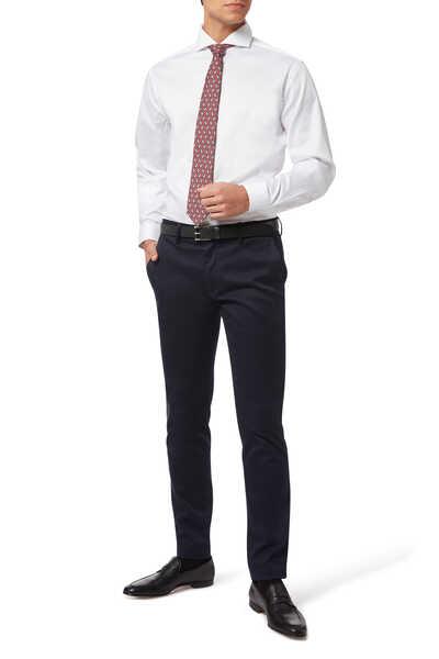 ربطة عنق بوجهين ونقشة بيزلي