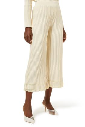 بنطال تنورة قماش عثماني
