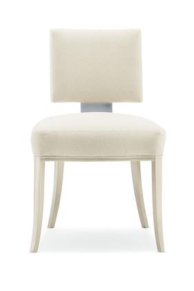 كرسي مائدة ريزيرفد سيتينغ بدون ذراعين
