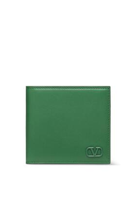 محفظة فالنتينو غارافاني مزينة بشعار V بحجم صغير