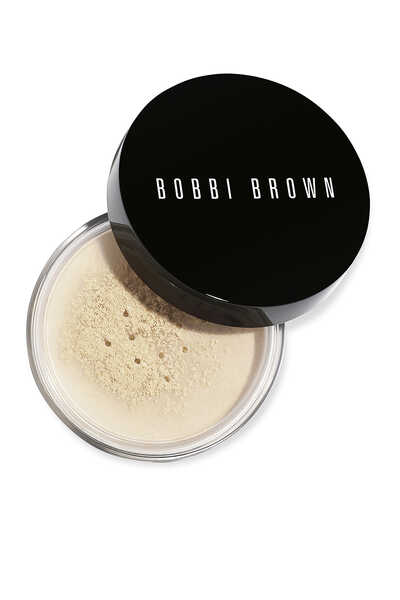 BB Sheer Finish Loose Powder Pale Yellow