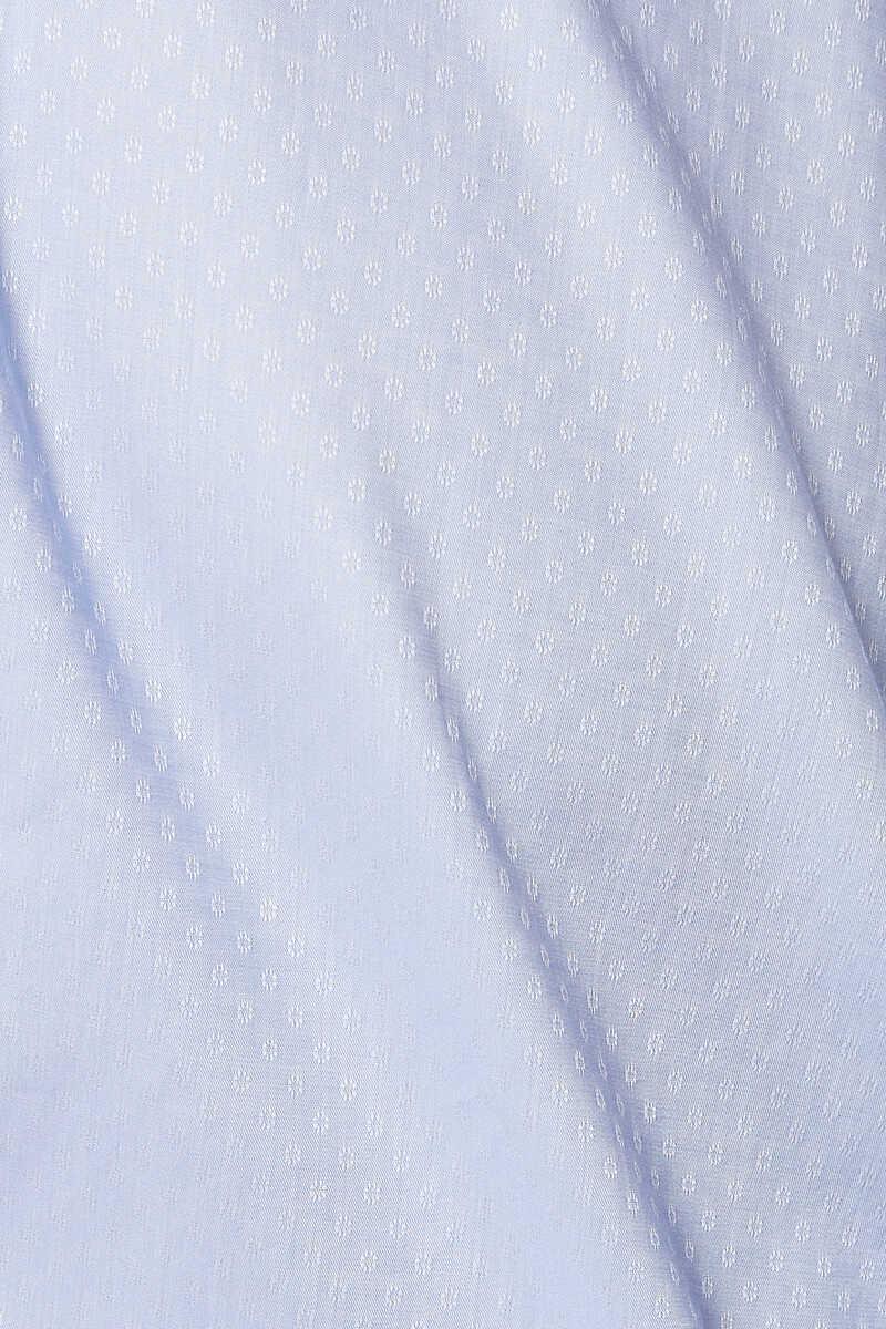 قميص تويل بنقشة زهور image number 4
