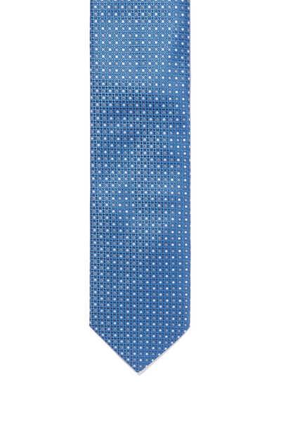 ربطة عنق حرير بملمس بارز
