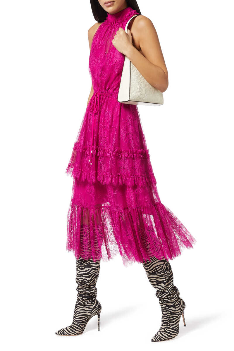 فستان ماغدلينا بطبقات image number 2