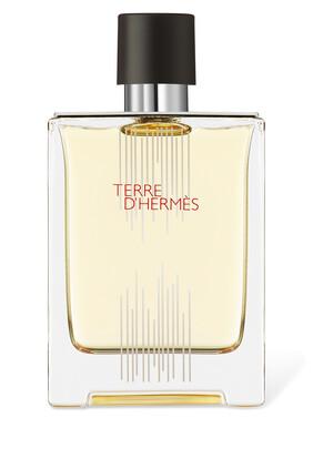 Terre d'Hermès، ماء التواليت في قارورة Flacon H بإصدار محدود