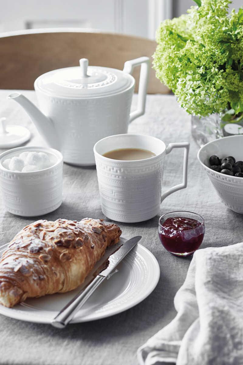 طبق فنجان شاي إنتاغليو image number 2