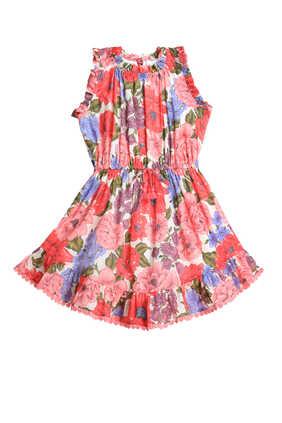 فستان بوبي واسع