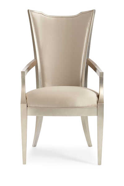 CRC D/Chr Very Appealing with Arm:BEIGE:One Size