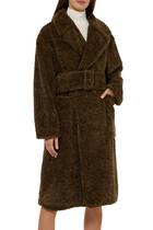 معطف قصير فيكتوريا فرو