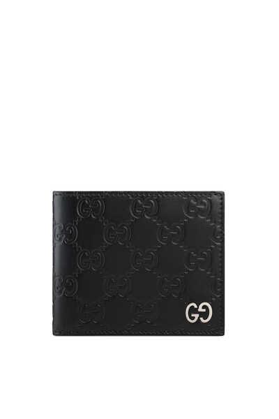 محفظة غوتشي بشعار الماركة
