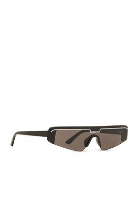 نظارة شمسية بإطار مستطيل