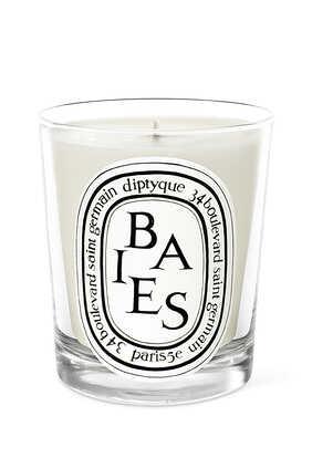 شمعة بلاك بايز