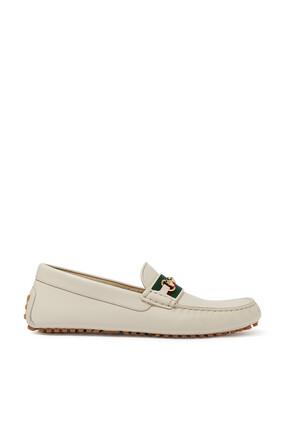 حذاء درايفنج بشريط ويب
