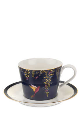 فنجان شاي وطبق تشيلسي