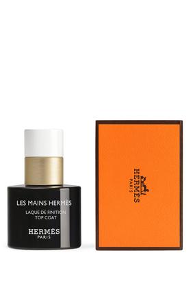 أيدي Hermès, طلاء الطبقة العليا (توب كوت)