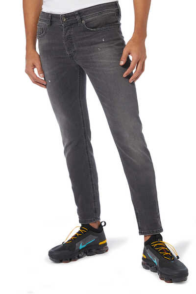 بنطال جينز دينم × سلينكر