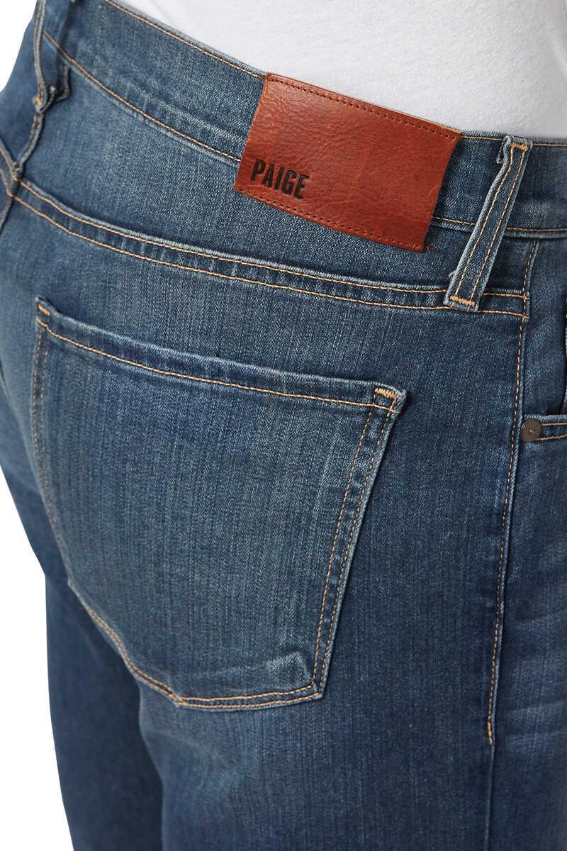 بنطال جينز دينم كروفت بيرش ترانسيند image number 4