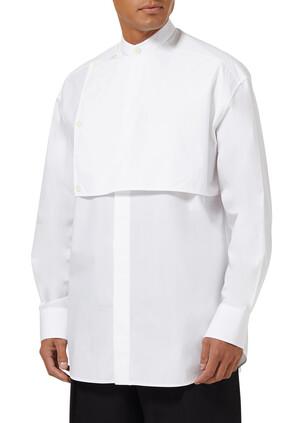 قميص بوبلين قطن