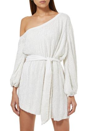 فستان جيزيل قصير