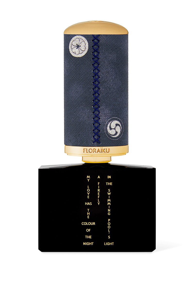Floraiku Refill My Love Has The Color Of The Night EDP 60ml image number 5