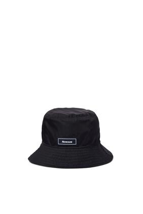 قبعة باكيت بشعار الماركة