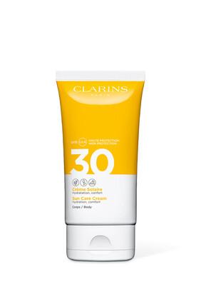 كريم حماية الجسم من أشعة الشمس فوق البنفسجية الطويلة والمتوسطة 30