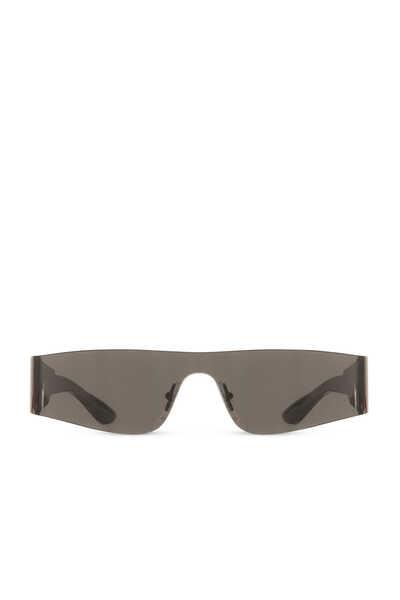 نظارة شمسية مونو بتصميم مستطيل