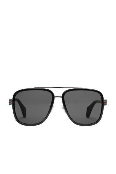 نظارة شمسية أفياتور بإطار مربع