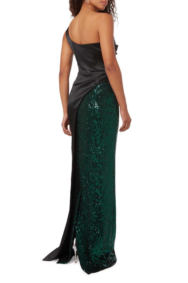 فستان غويا بونزاي ستان وترتر image number 3