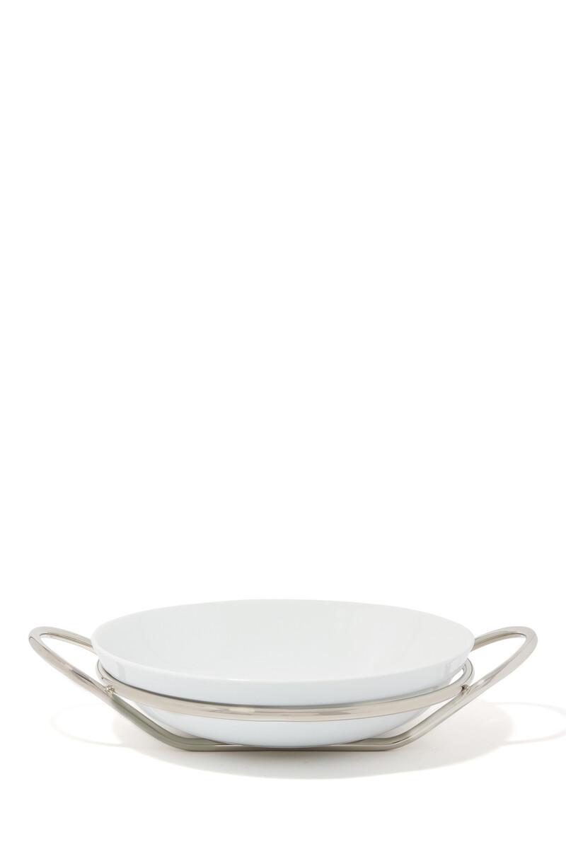 طبق سباغيتي بيناريو مستدير image number 1