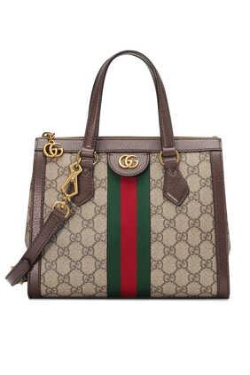 حقيبة كتف أوفيديا بشعار GG