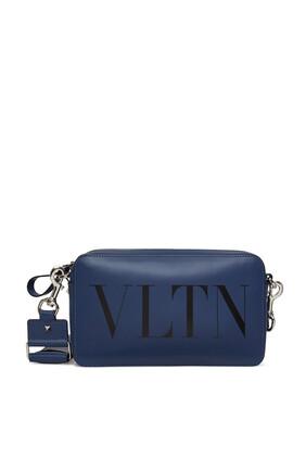 حقيبة كروس فالنتينو غارافاني بشعار VLTN