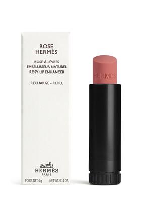 وردي Hermès, أنبوب إعادة التعبئة الخاصّ بمعزّز الشفاه الوردي