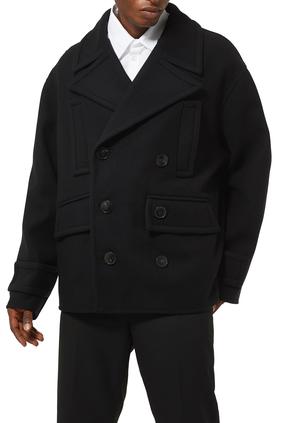 معطف صوف