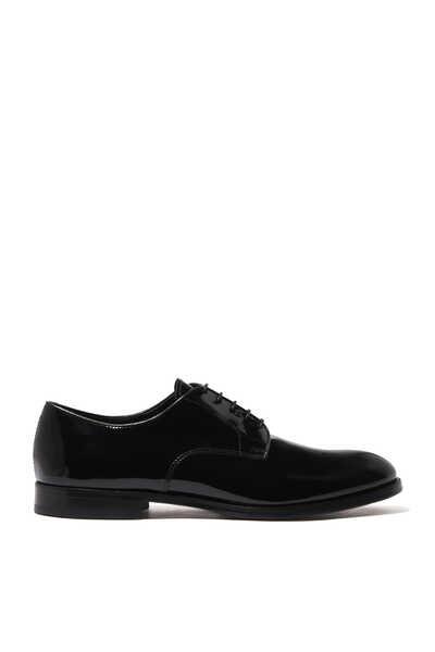 حذاء أكسفورد مونزا جلد
