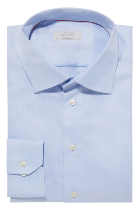 قميص من التويل المميز للماركة