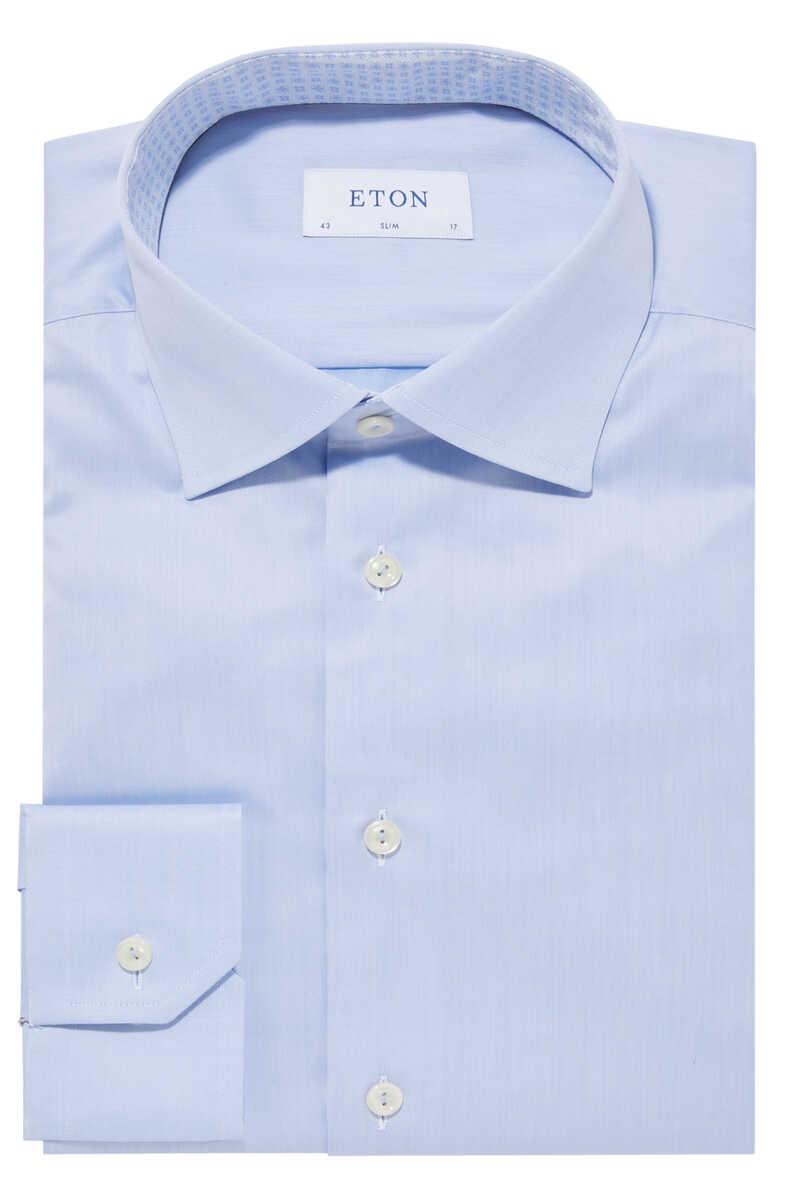 قميص بحواف بنقشة زخارف image number 5