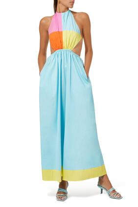 فستان طويل إيليانا