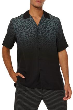 قميص داسك بأكمام قصيرة