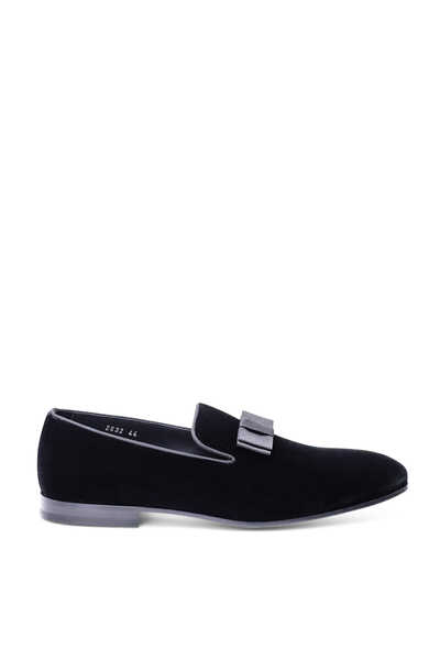 حذاء براد مخمل سهل الارتداء