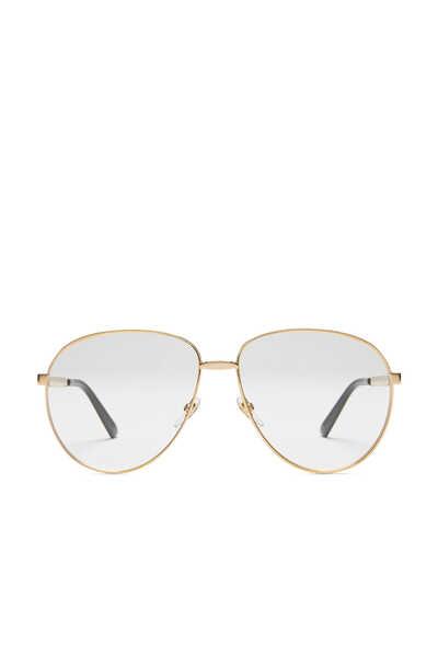 نظارة أفياتور بإطار معدني