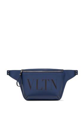 حقيبة خصر فالنتينو غارافاني بشعار VLTN