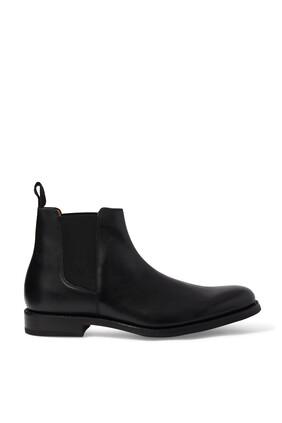 حذاء بوت تشيلسي ديكلان جلد
