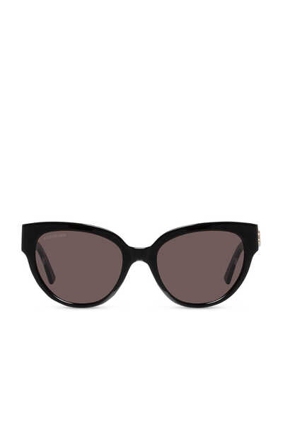نظارة شمسية بترفلاي مسطحة