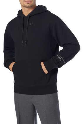 كنزة بغطاء للرأس بشعار Moncler FRGMT